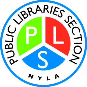 NYLA Public LIbraries Section Logo